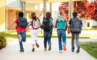 5 Great Tips to Reduce Back To School Anxiety