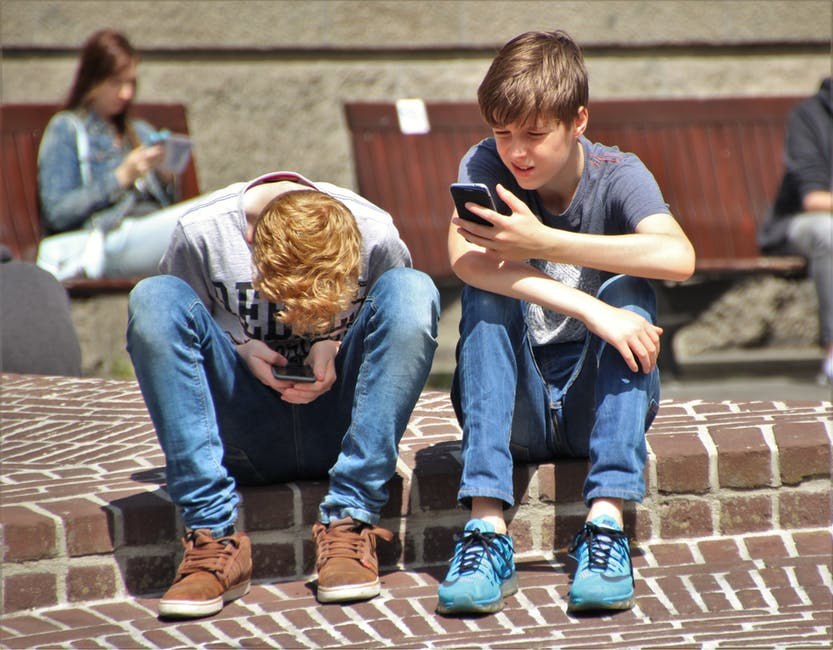 The Cure for Calmness – What you need to know about how tech may be affecting your child