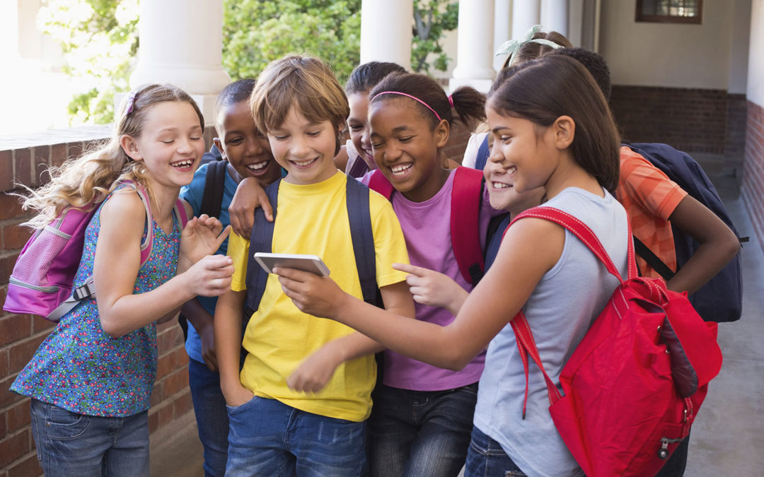 Is Your Tween Ready for a Smart Phone?