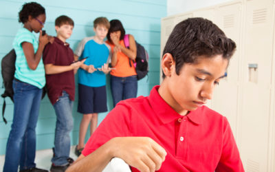 How Can You Help Your Child When They Are a Victim of Bullying?